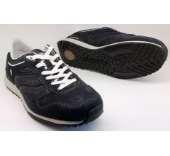 Allrounder by Mephisto ATLANTA dark blue leather suede  FREE SHIPPING