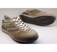 Allrounder by Mephisto ATLANTA taupe beige leather suede      FREE SHIPPING