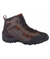 Allrounder by Mephisto ankle boots SAMBOR-TEX brown leather   (waterproof)             FREE SHIPPING