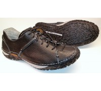 Allrounder by Mephisto PARKER black leather