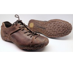 Allrounder by Mephisto PARKER mocca brown leather
