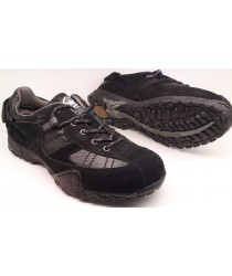 Allrounder by Mephisto ANTRO black leather suede              FREE SHIPPING