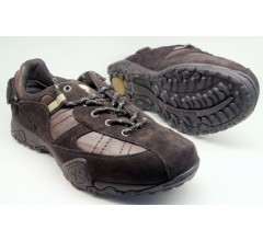 Allrounder by Mephisto ANTRO espresso brown leather suede     FREE SHIPPING
