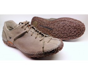 Allrounder by Mephisto PARKER moonrock  taupe beige leather