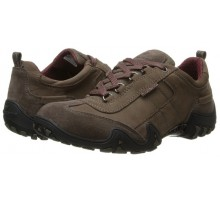 Allrounder by Mephisto FINA-TEX taupe grey leather suede   (waterproof)