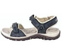 Allrounder by Mephisto LAGOONA sandal women blue