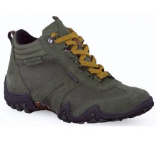 Allrounder by Mephisto FALKA-TEX kaki green nubuck   (waterproof)