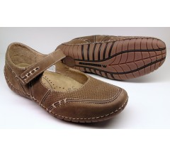 Allrounder by Mephisto DESIRE dark brown nubuck