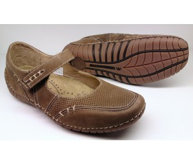 Allrounder by Mephisto DESIRE outdoor flat women brown