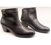 Mephisto WALDIS black leather