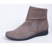 Mephisto FIDUCIA bucksoft grey nubuck ankle boots