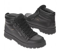 Mephisto NIKI black leather waterproof boots for women