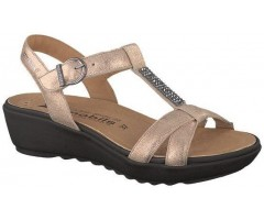Mobils by Mephisto FELIZIA nude leather     WIDE FIT