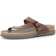 Mephisto HELEN leather sandal chestnut