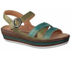 Mobils by Mephisto LUCIE blue leather     WIDE FIT