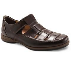 Mephisto RAFAEL dark brown leather