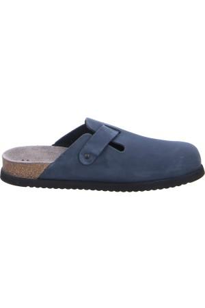 Mephisto NATHAN Mens Sandal - Navy Blue
