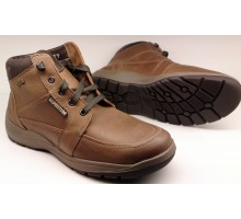 Mephisto BALTIC GORETEX desert brown leather goretex waterproof boots for men