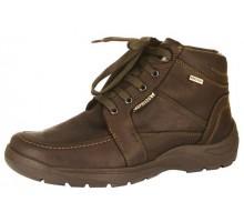 Mephisto BALTIC GORETEX dark brown leather goretex waterproof boots for men