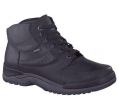 Mephisto ankle boots CEDRIC GORETEX GRIZZLY black leather   (waterproof)