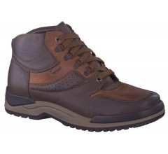 Mephisto ankle boots CEDRIC GORETEX GRIZZLY dark brown leather   (waterproof)