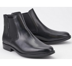 Mephisto COLBY black leather