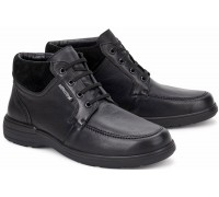 Mephisto DARWIN black leather