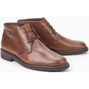 Mephisto GERALD chestnut brown leather