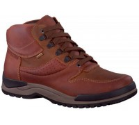 Mephisto CEDRIC GORETEX waterproof boot men chestnut brown