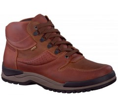 Mephisto ankle boots CEDRIC GORETEX chestnut brown leather   (waterproof)