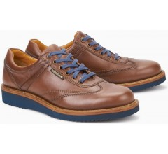 Mephisto ADRIANO chestnut brown leather