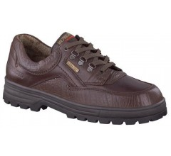 Mephisto BARRACUDA MAMOUTH dark brown leather  (waterproof)