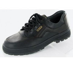 Mephisto BARRACUDA RAINBUCK black leather  (waterproof)