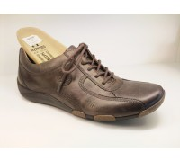 Mephisto BRISTOL dark brown leather