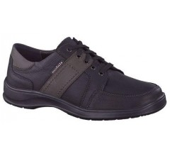 Mobils by Mephisto EDWARD PERCEVAL black leather