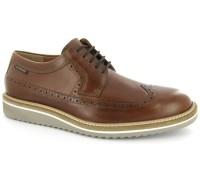 Mephisto ENRICO HERITAGE - leather lace shoe - men chestnut brown