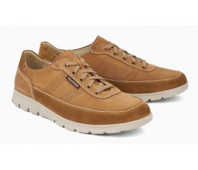 Mobils by Mephisto KENDRIX tobacco brown leather    EXTRA WIDE