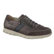 Mobils by Mephisto KRISTOF dark grey leather   EXTRA WIDE