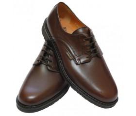 Mephisto MARLON ELCHO brown leather formal laceshoe