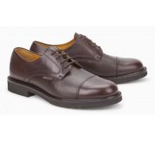 Mephisto MELCHIOR dark brown leather laceshoe for gentlemen