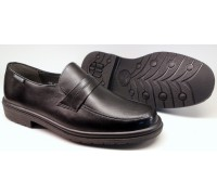 Mephisto FURSEO black leather