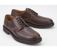 Mephisto PHOEBUS dark brown leather formal laceshoes for men