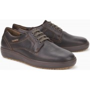 Mobils by Mephisto VERANO dark brown leather    EXTRA WIDE