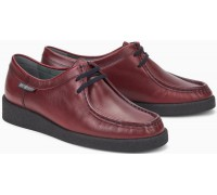 Mephisto CHRISTY red leather