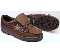 Mephisto COLUMBIA dark brown leather nubuck