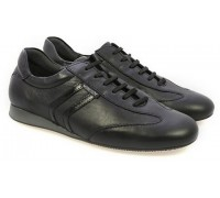 Mephisto BARTY black leather