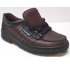 Mephisto BEVERLY wine red leather