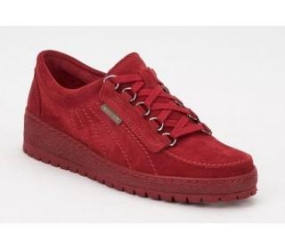 Mephisto LADY suede red