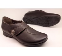 Mephisto FREDA dark oak brown leather