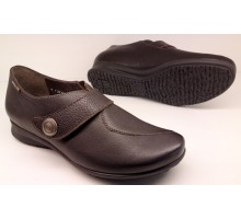 Mephisto FREDA dark oak brown leather